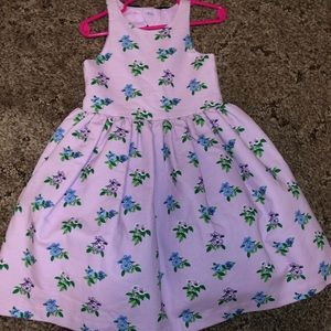 Janie and jack prints and picnics dress